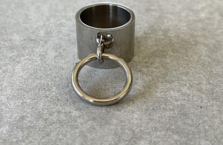 טבעת רחבה חישוק מתנדנד
