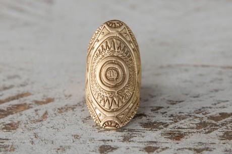טבעת מרוקאית גדולה