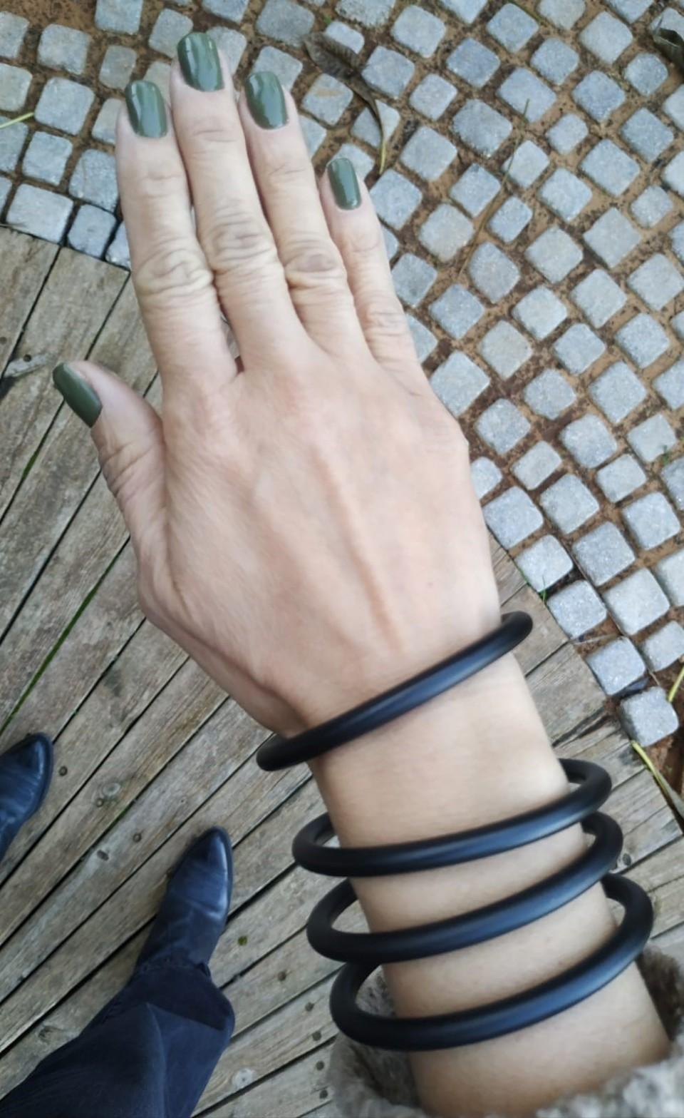 Variety of colors bracelets maya aharoni