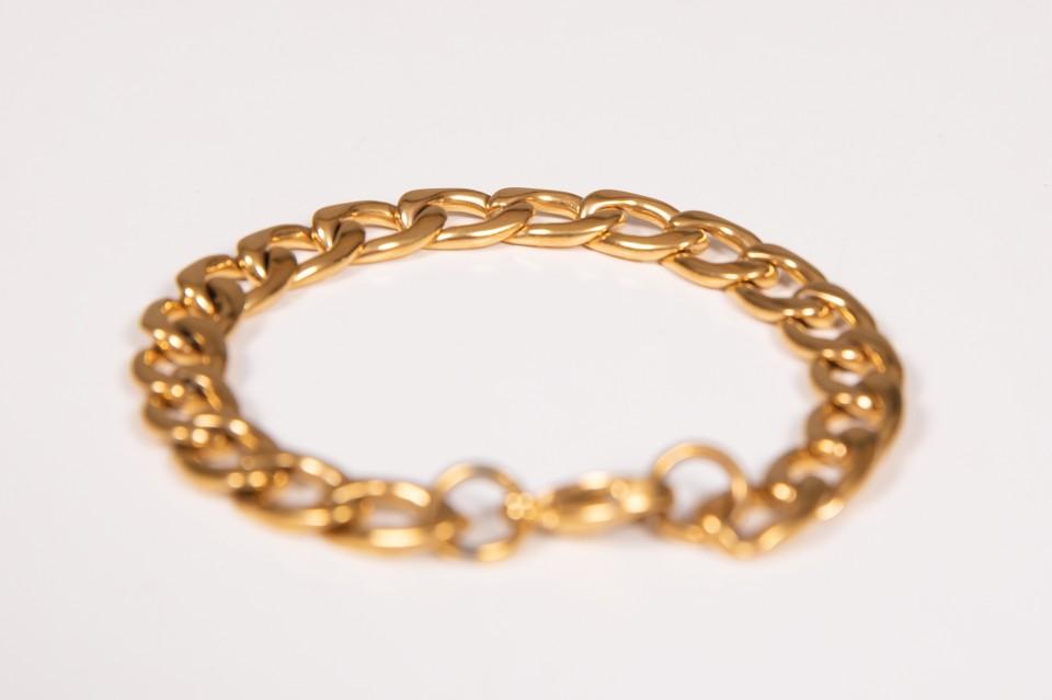 גורמט זהב עדין מושלם! מאיה אהרוני תכשיטים
