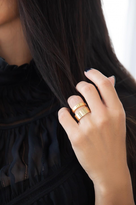 טבעות זהב לנשים