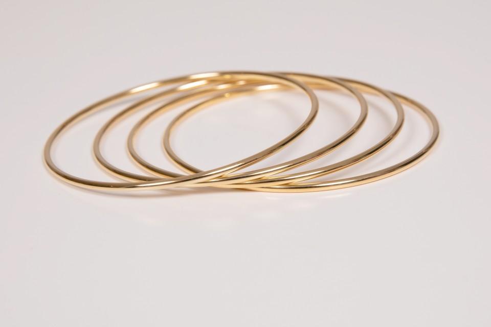 צמידי זהב מאיה אהרוני